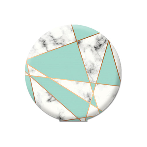 Sticky Pad_marble mint